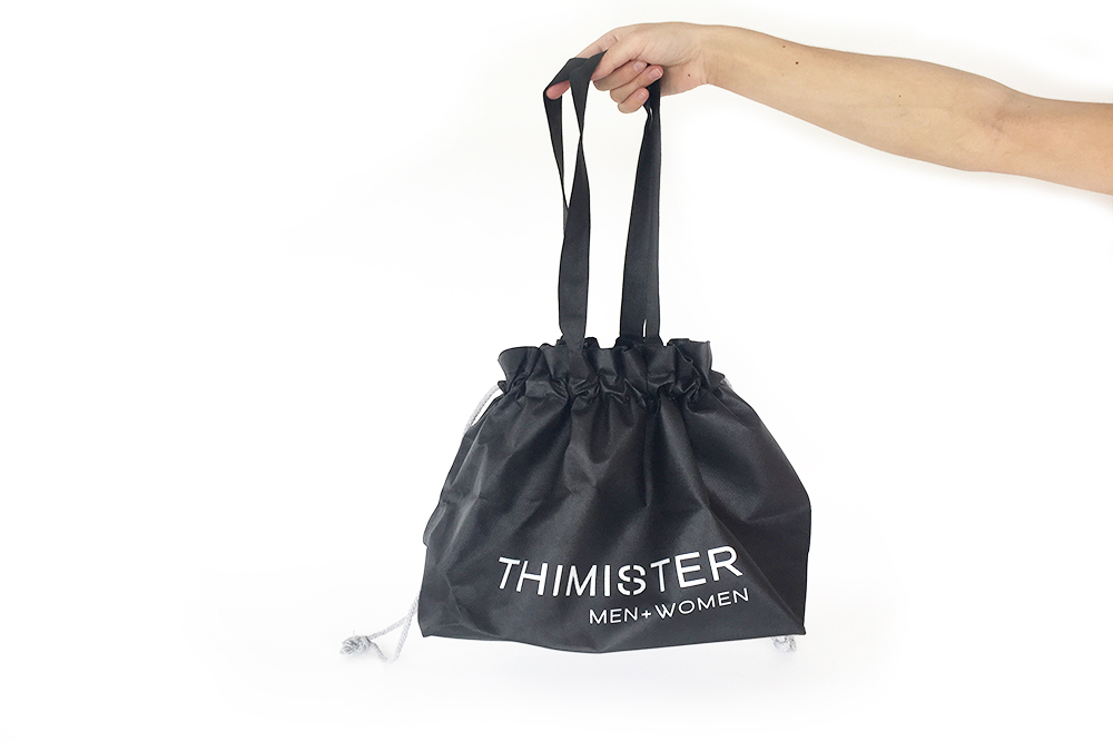 Custom Non Woven string bags - Galand Packaging f777f859c8